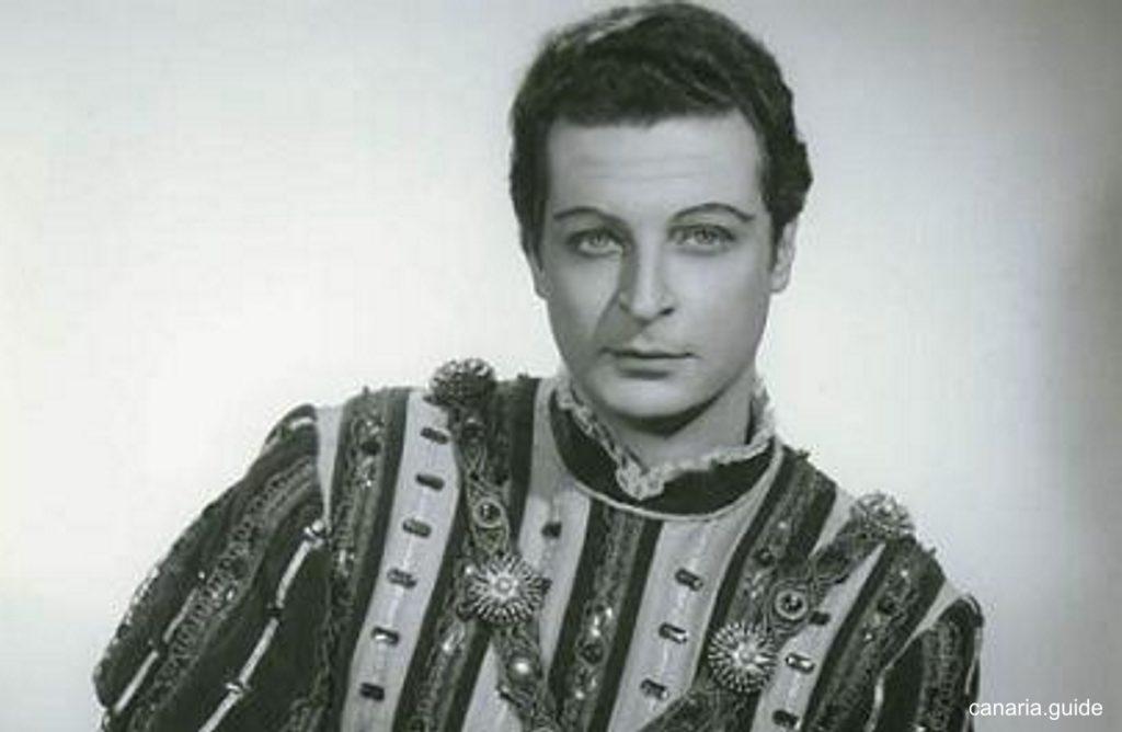 Alfredo Kraus ako Rigoletto