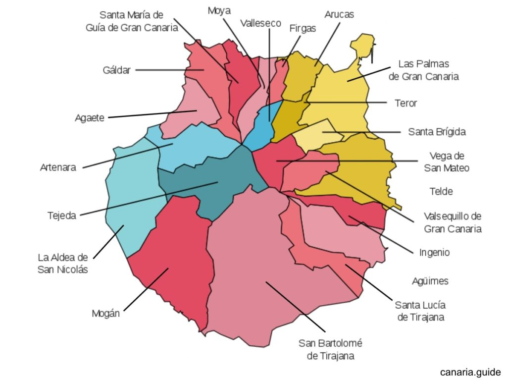 gran-canaria-mapa-administrativne-clenenie