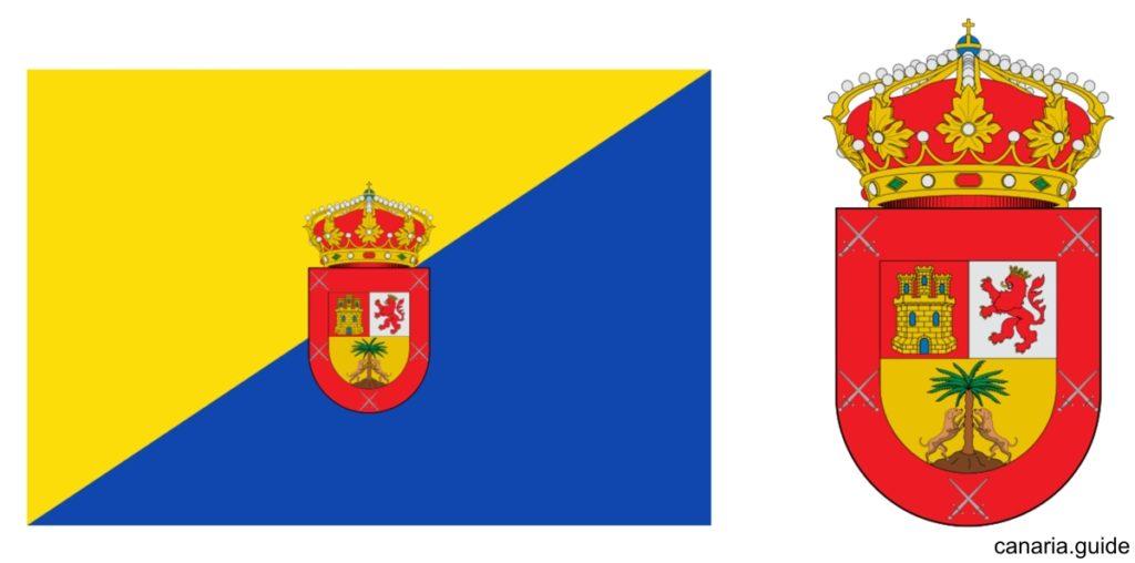 gran-canaria-vlajka-znak