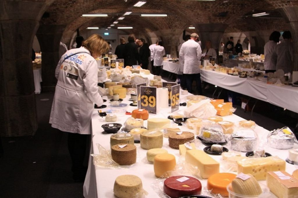 World Cheese Awards 2017