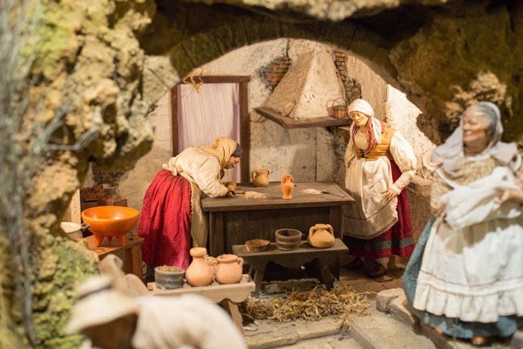 Betlehem na ˇUrade vlády, Vianoce na Gran Canarii 2017.