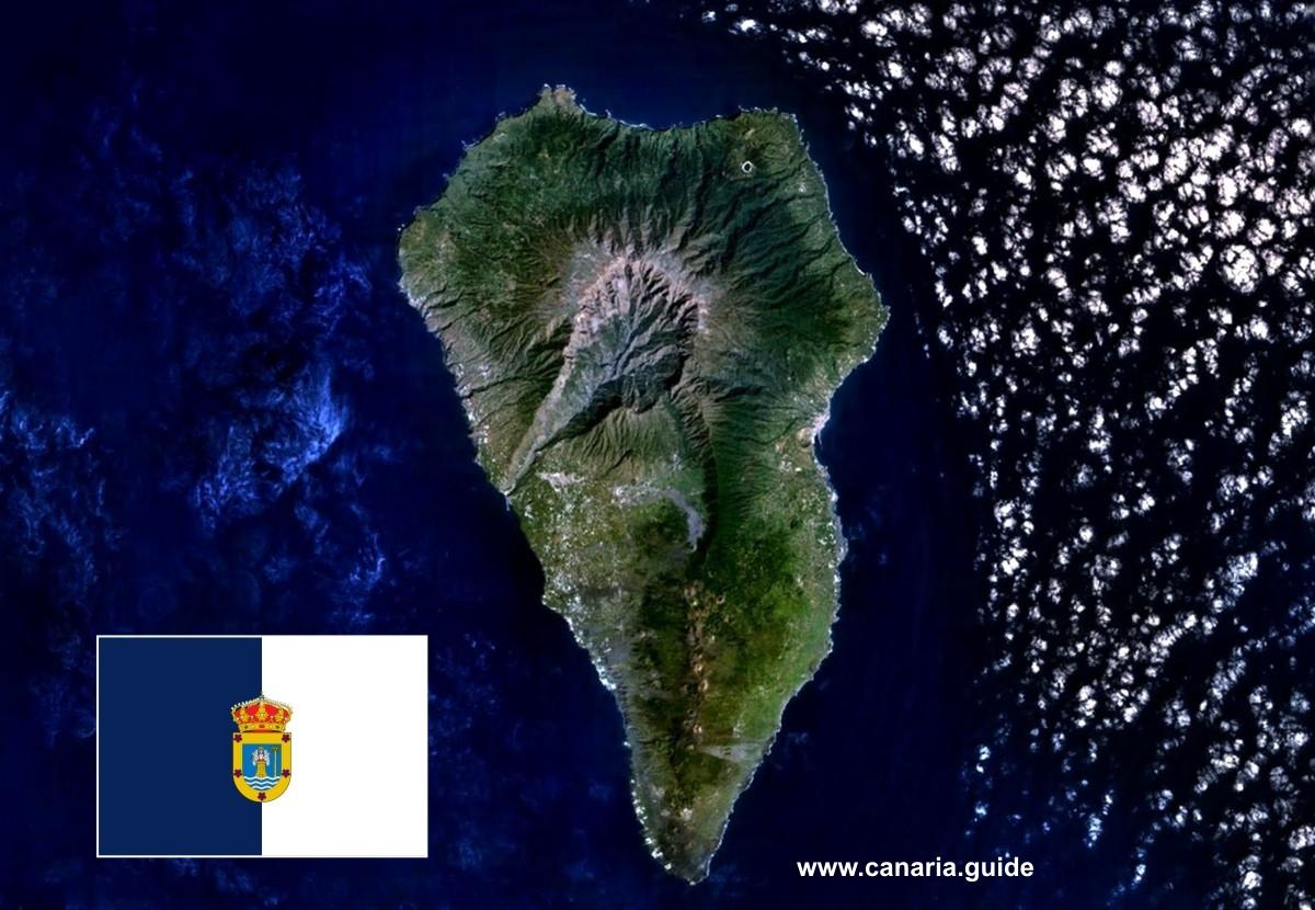 Kanárske ostrovy, La Palma