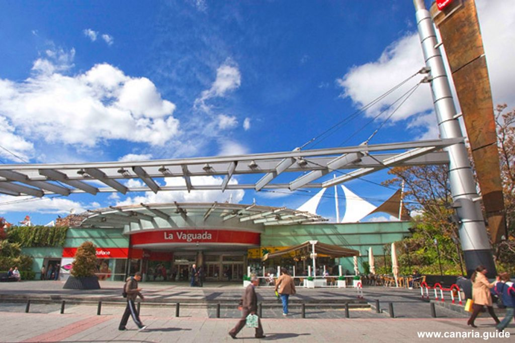 Madrid, Centro Comercial la Vaguada