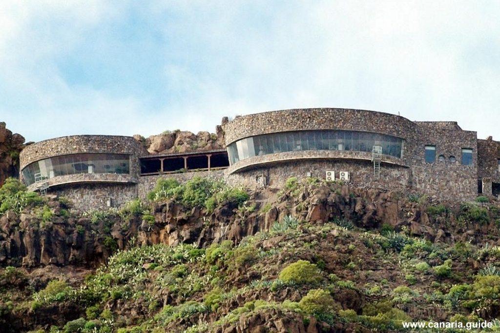 La Gomera, Mirador del Palmarejo