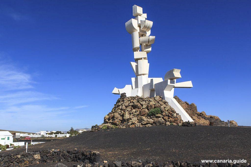 Lanzarote, Monumento al Campesino