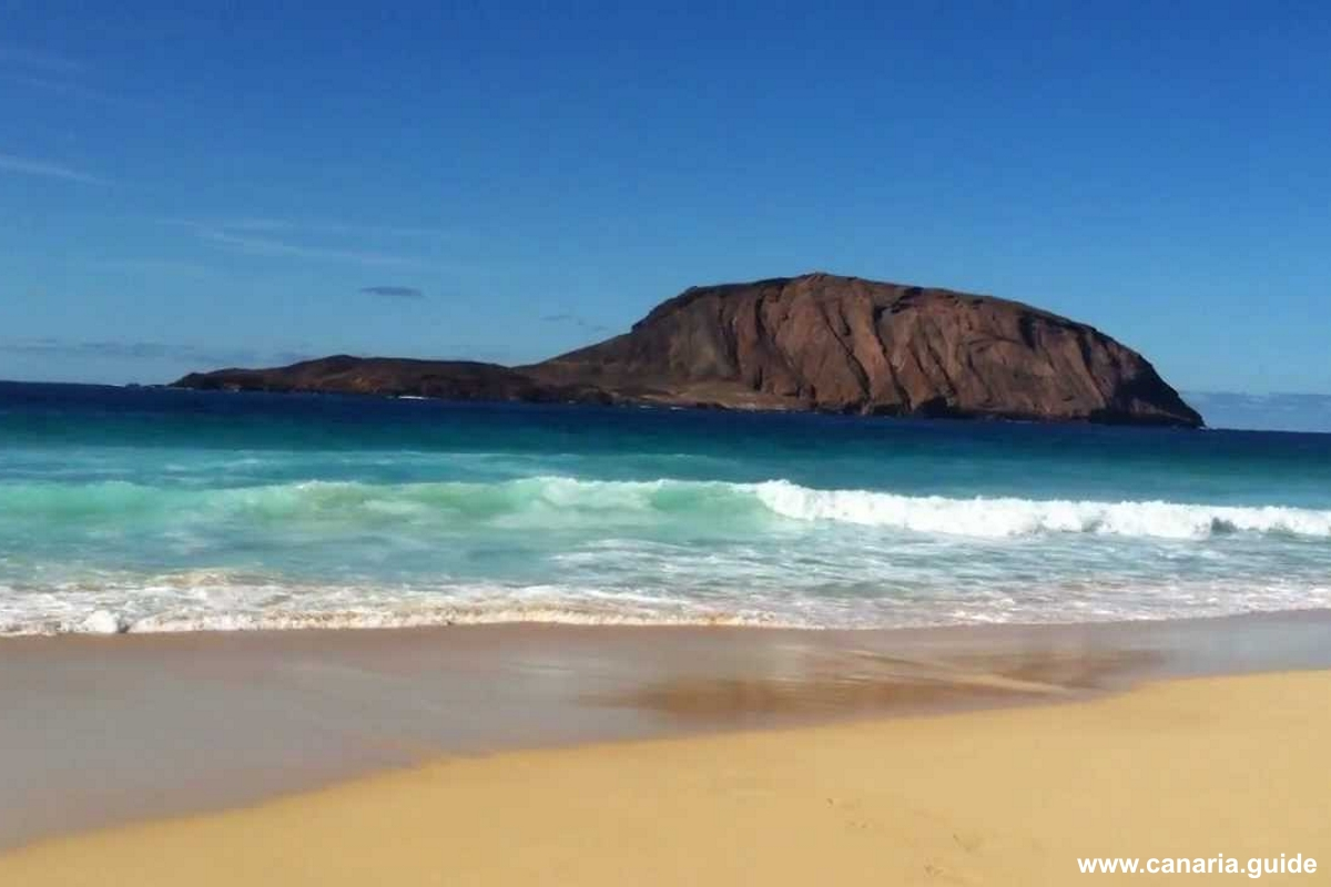 Najkarjšie pláže Kanárskych ostrovov