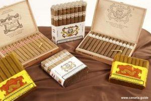 Cigary puros palmeros