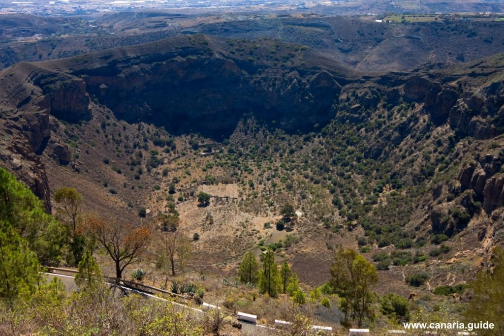 Gran Canaria, najkrajšie vyhliadky