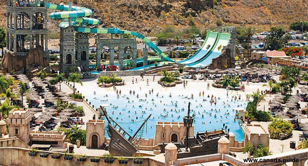 Gran Canaria pre deti, Aqualand Maspalomas