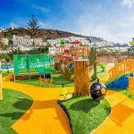 Gran Canaria pre deti, Angry Birds