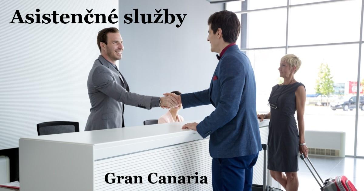 Asistenčné služby na Gran Canarii