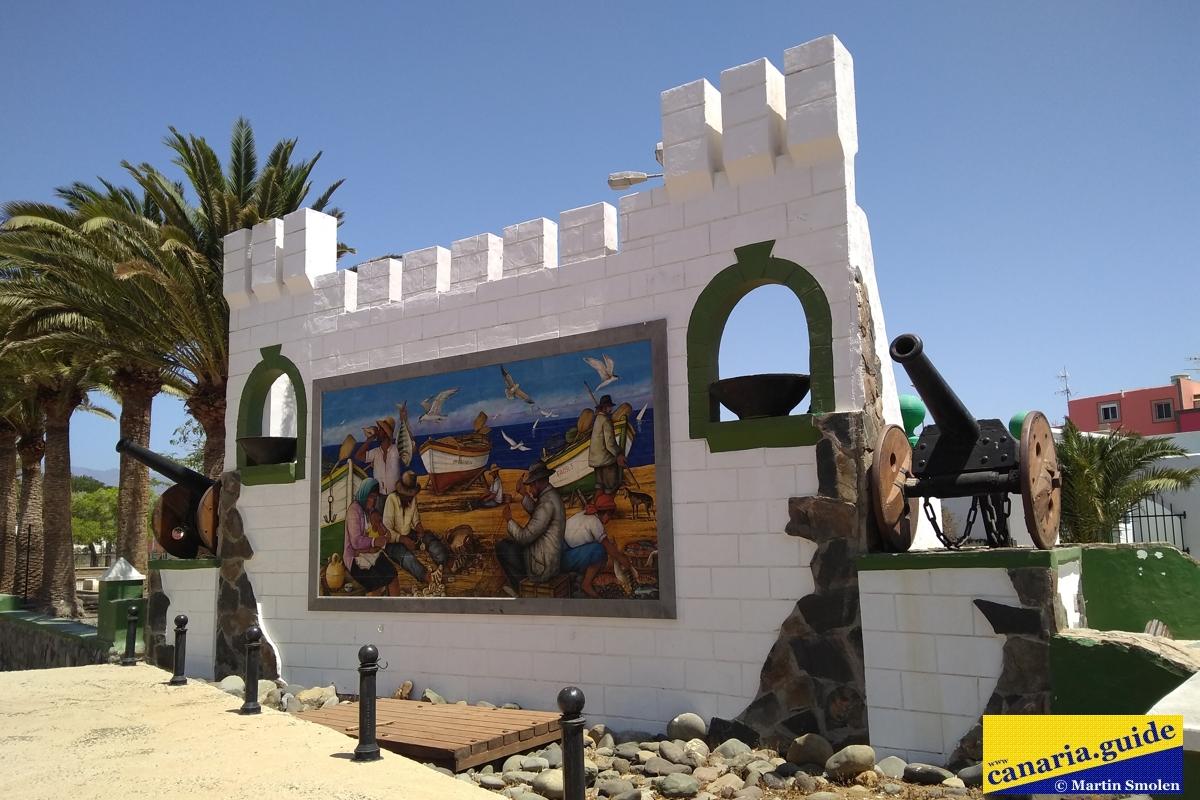 Castillo del Romeral