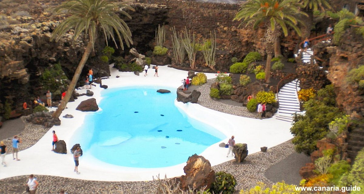 Exkurzie na Lanzarote