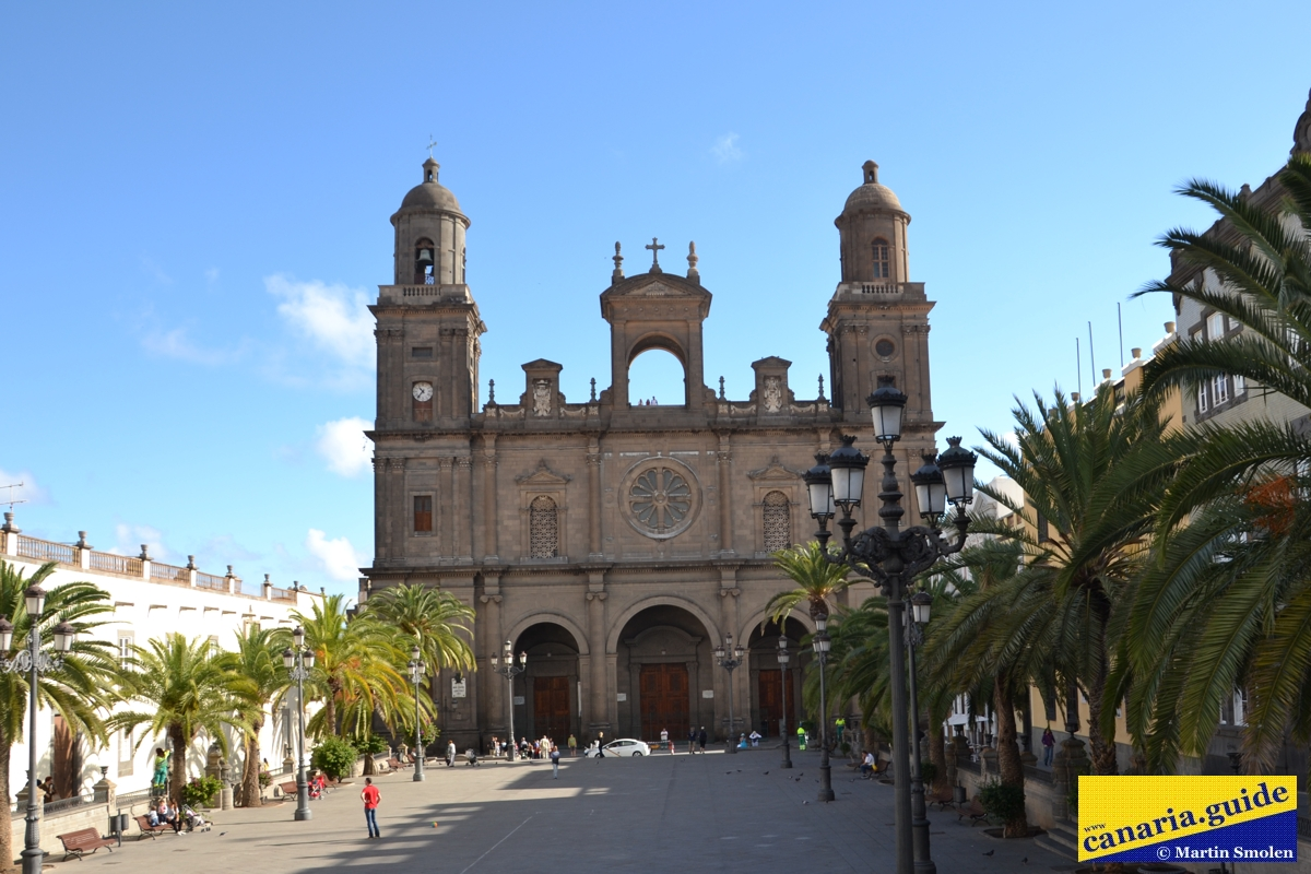 Las Palmas, Gran Canaria