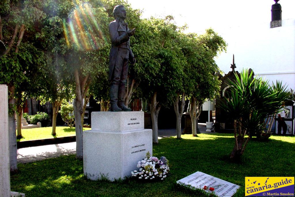 Alfredo Kraus Cementerio Las Palmas