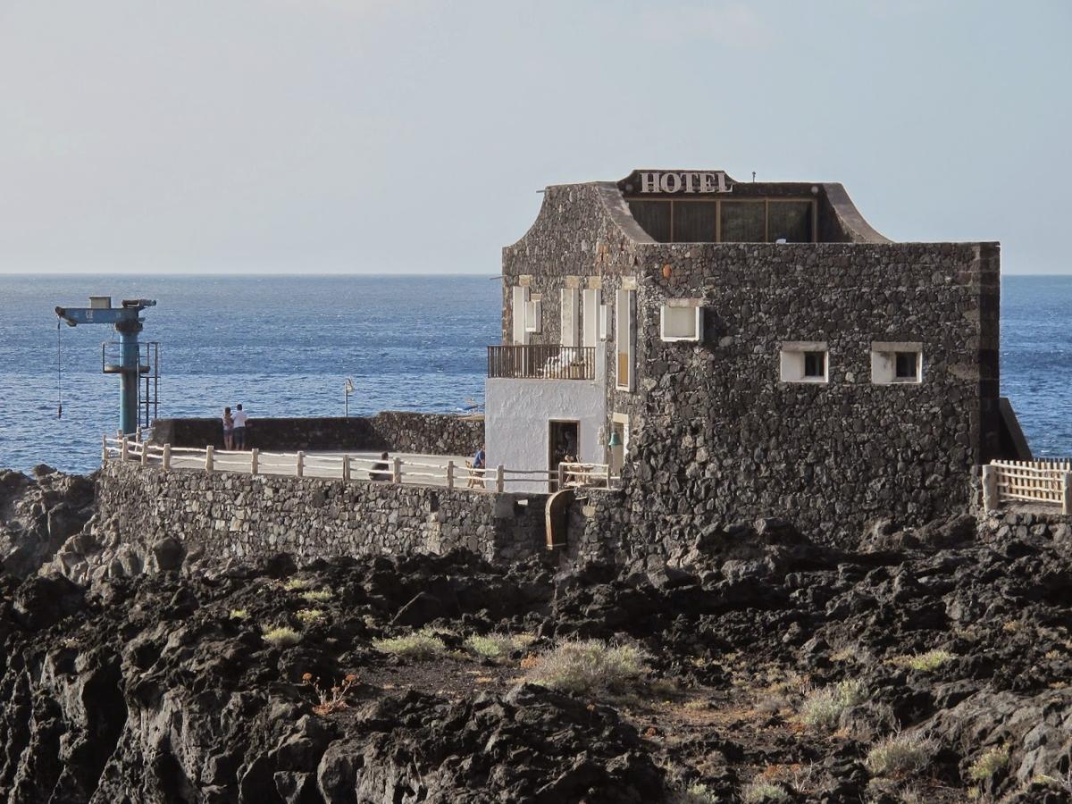 El Hierro, Hotel Punta Grande