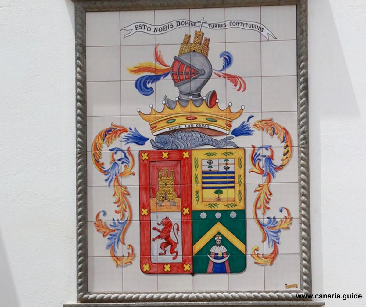 Gran Canaria, Condes de la Vega Grande de Guadalupe