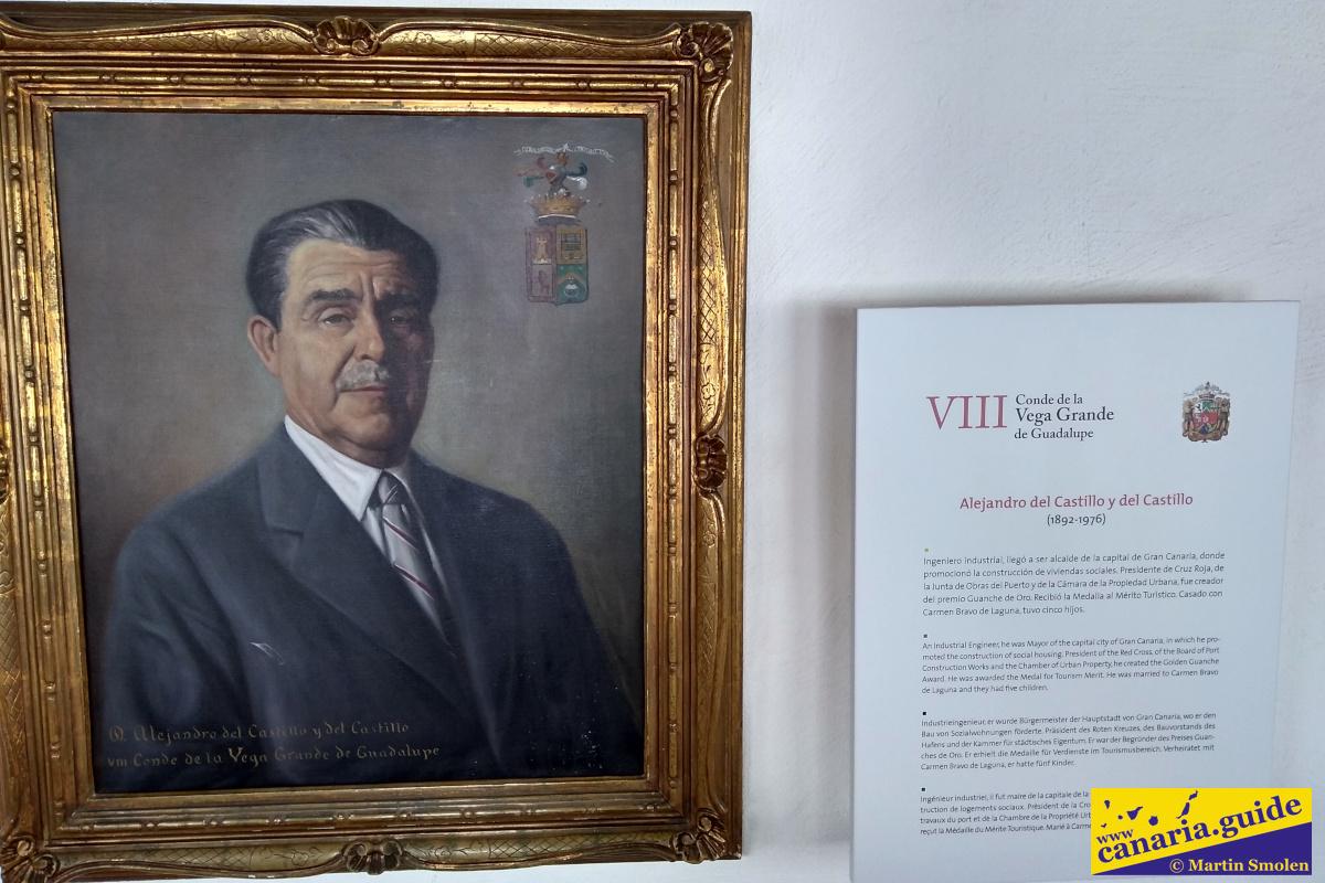 Rod grófov Vega Grande de Guadalupe