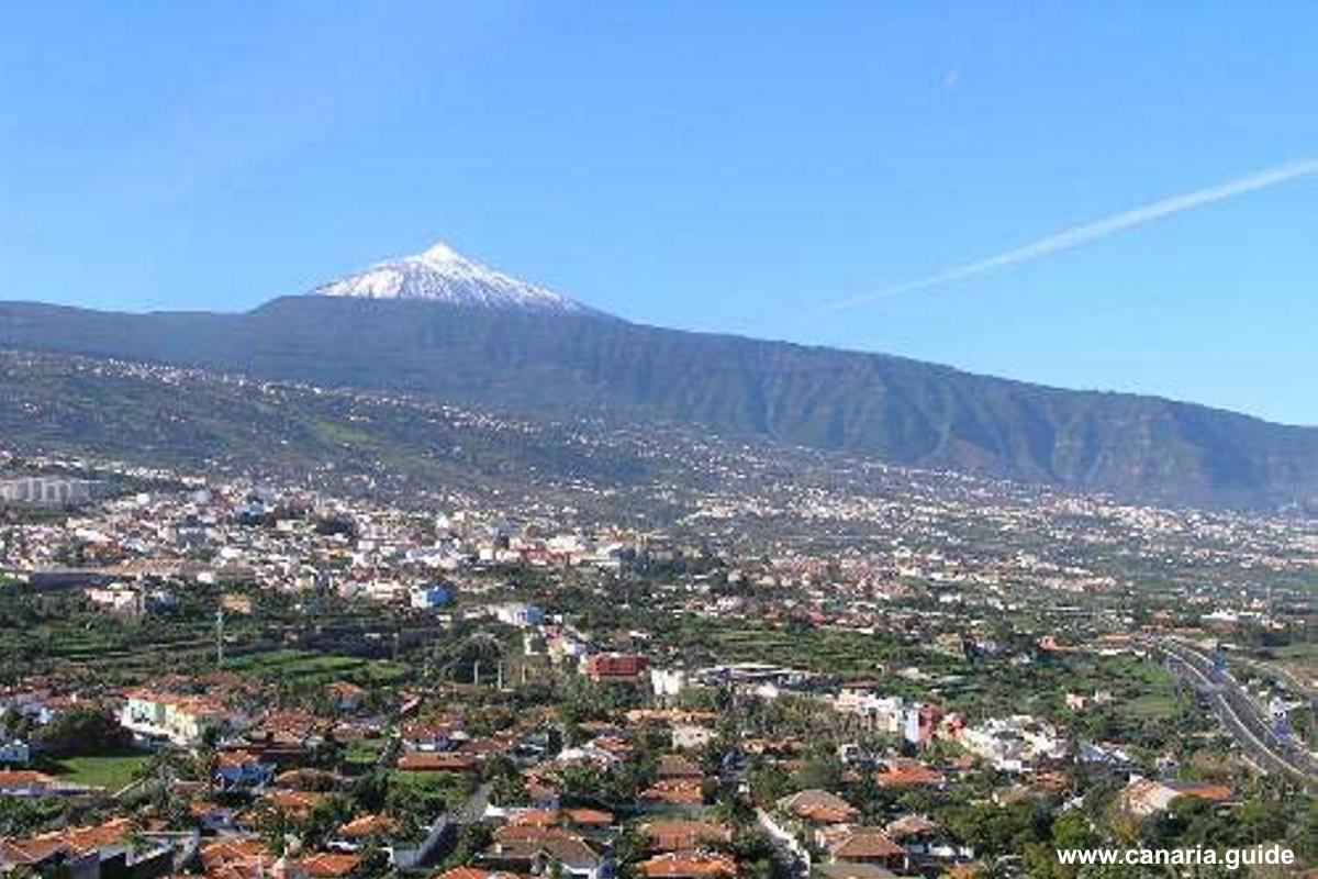 Tenerife, La Orotava
