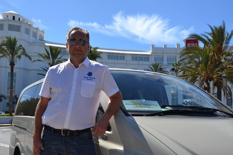 Martin Smolen - služby návštevníkom Gran Canarie