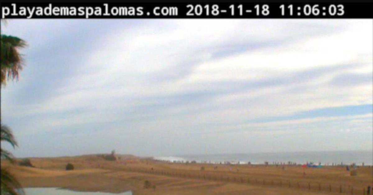 Webcams Canary Islands