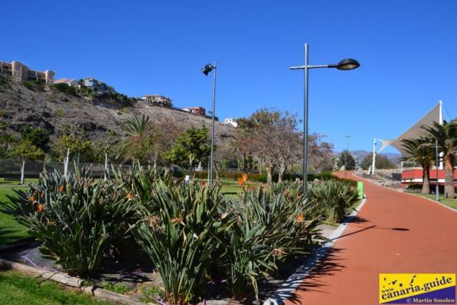 Parque Urbano del Sur, Maspalomas