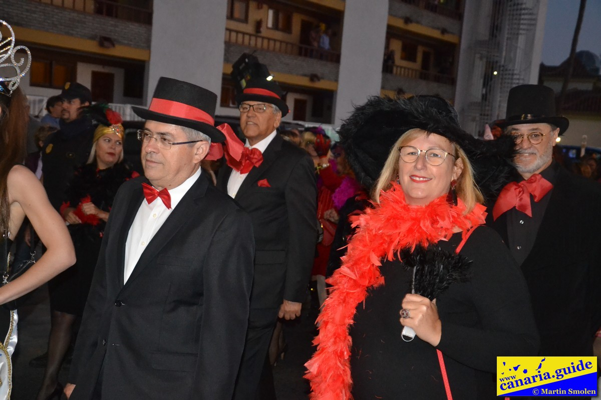 Carnaval Maspalomas 2019 - Entierro de la Sardina