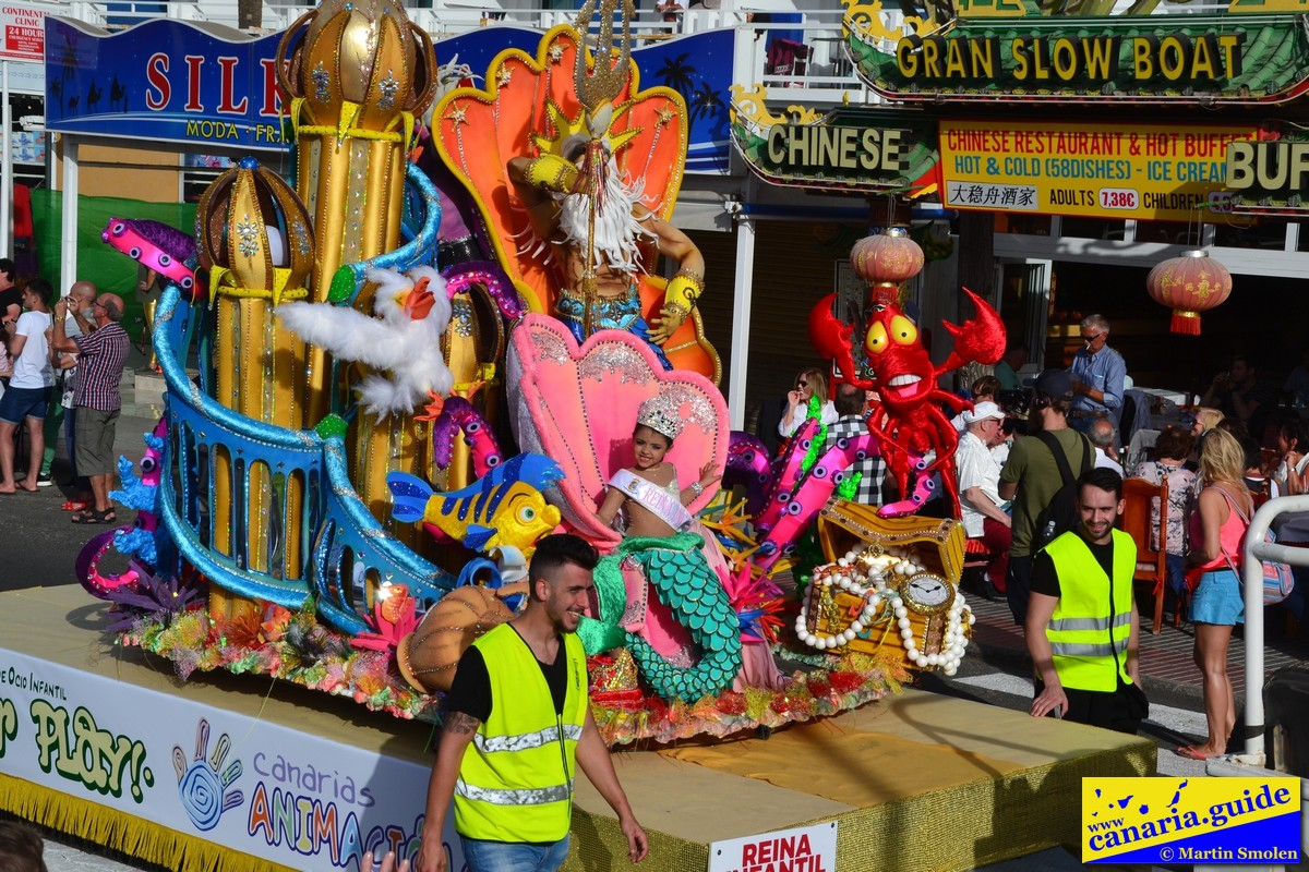 Carnaval Maspalomas 2019 - Gran Cabalgata
