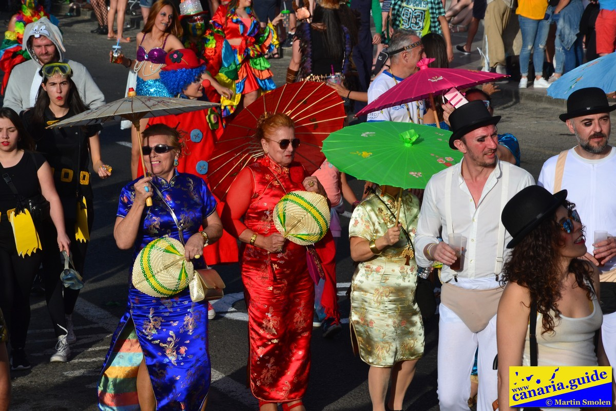 Carnaval Maspalomas 2019 - Gran CabalgataCarnaval Maspalomas 2019 - Gran Cabalgata