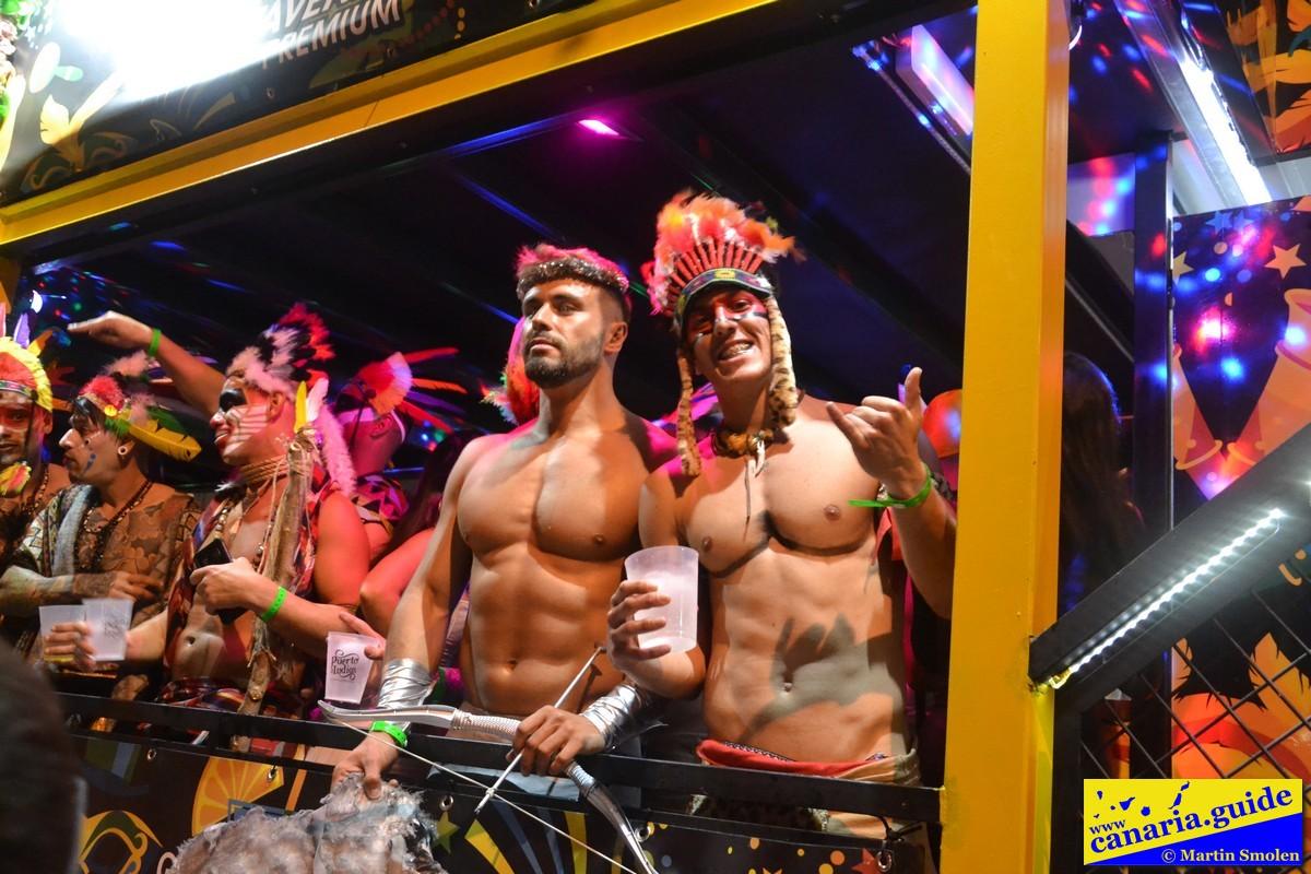 Carnaval Maspalomas 2019 - Gran Cabalgatav