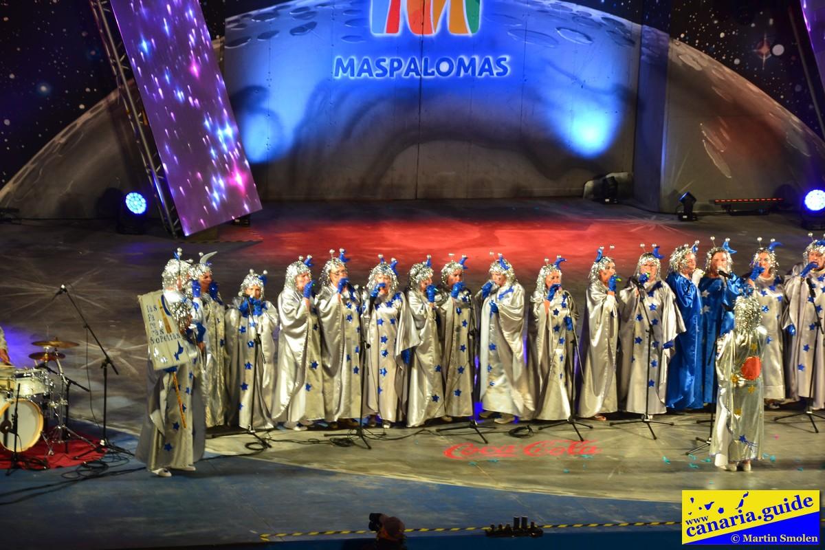 Carnaval Maspalomas 2019 - Gran Dama