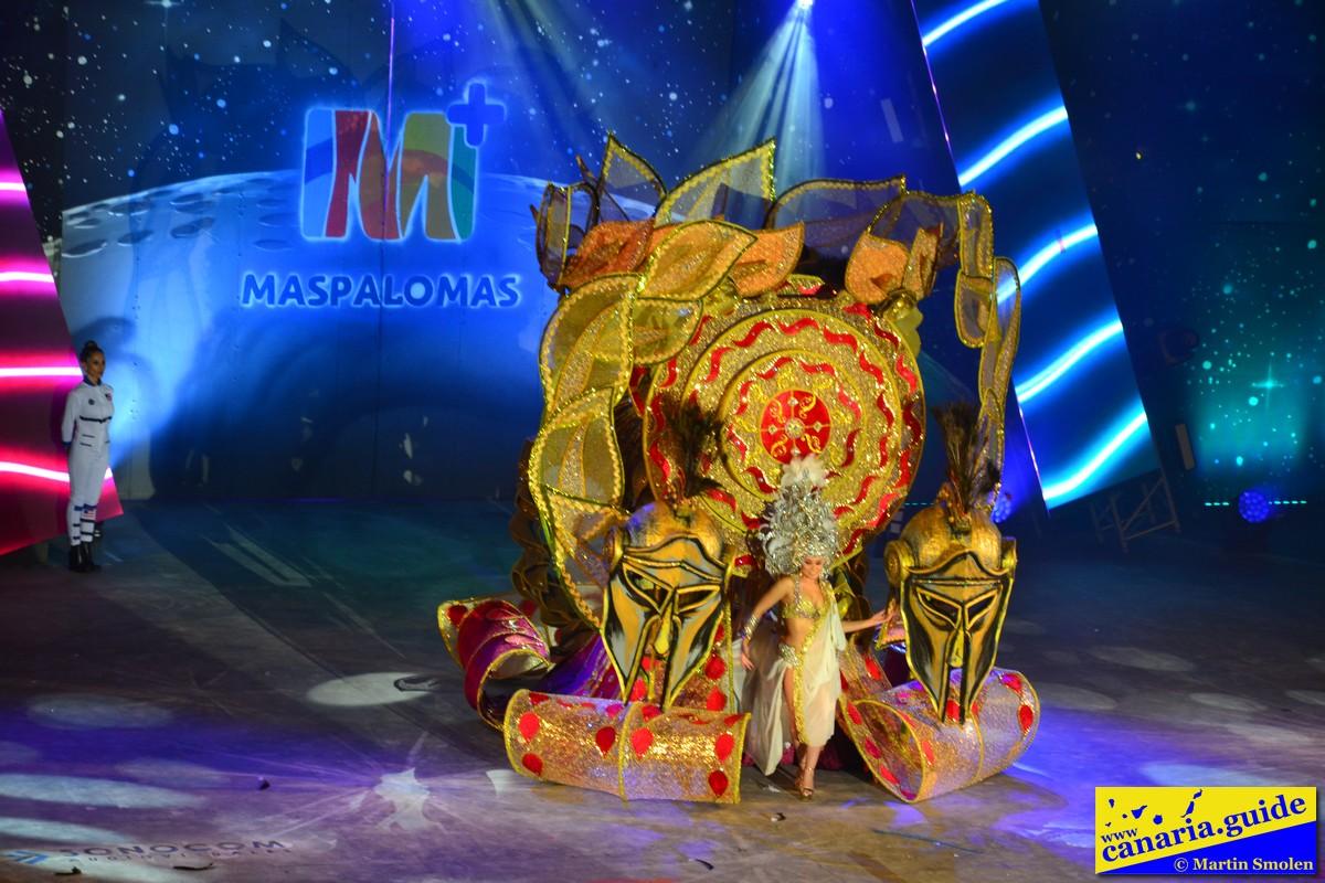 Carnaval Maspalomas 2019 - Reina del Carnaval