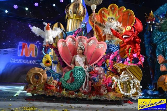 Carnaval Maspalomas 2019 - Reina Infantil