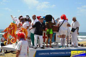 Carnaval Maspalomas 2019 - Rescate de la Sardina