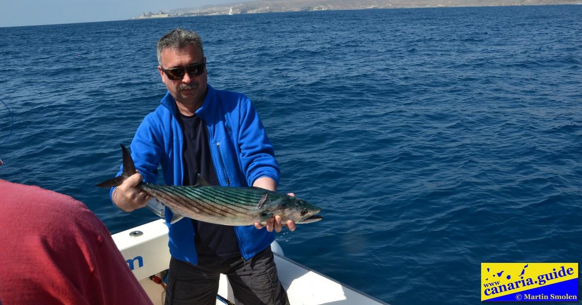 Gran Canaria, hĺbkový rybolov