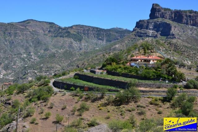 Výlet Sierra del Bentayga