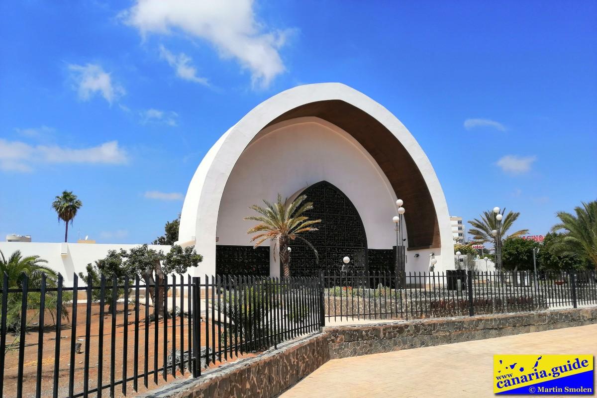 Templo ecuménico El Salvador, Playa del Inglés, Gran Canaria