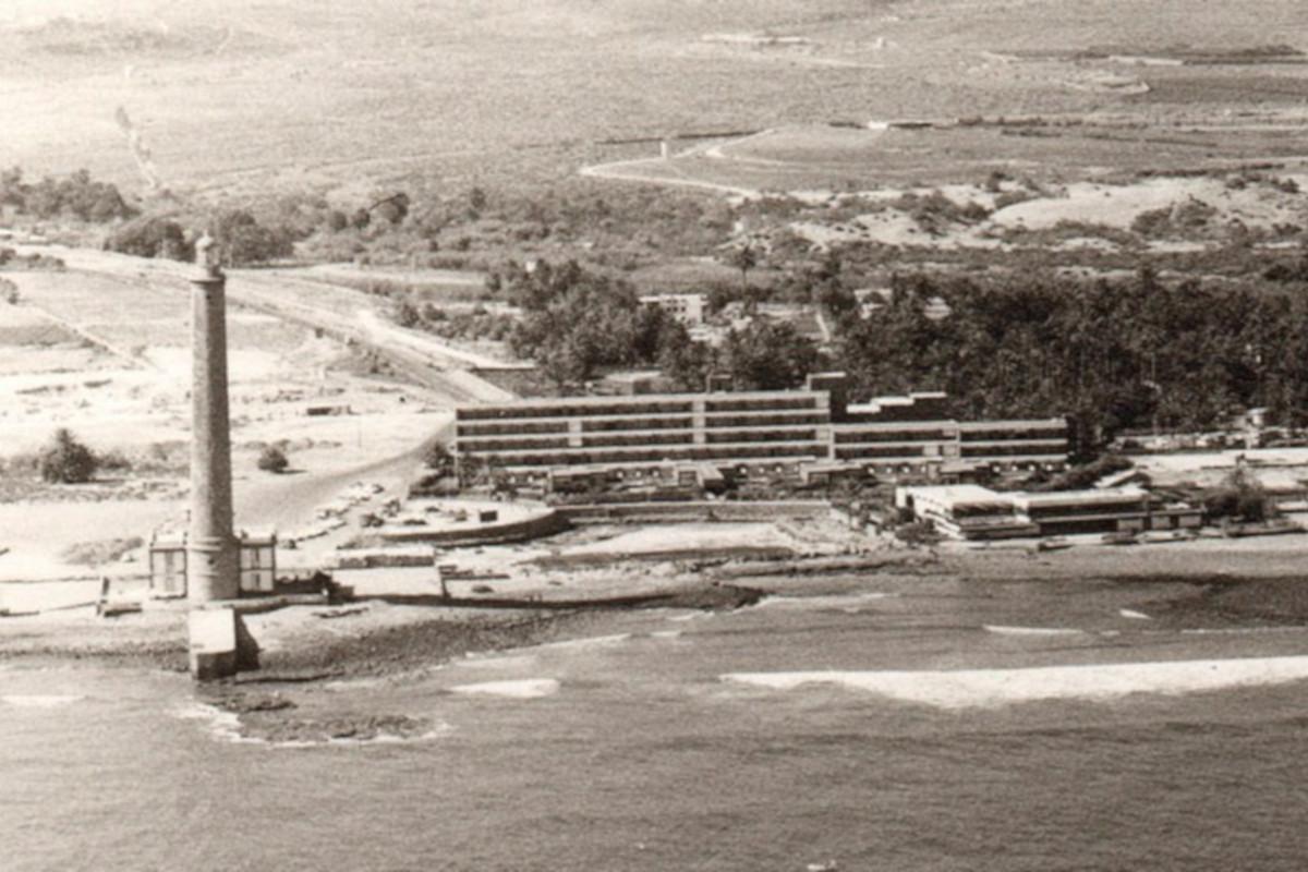 Hotel Maspalomas Oasis, 1968