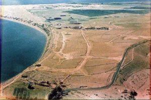 Playa del Inglés, hotel Las Arenas, 1966