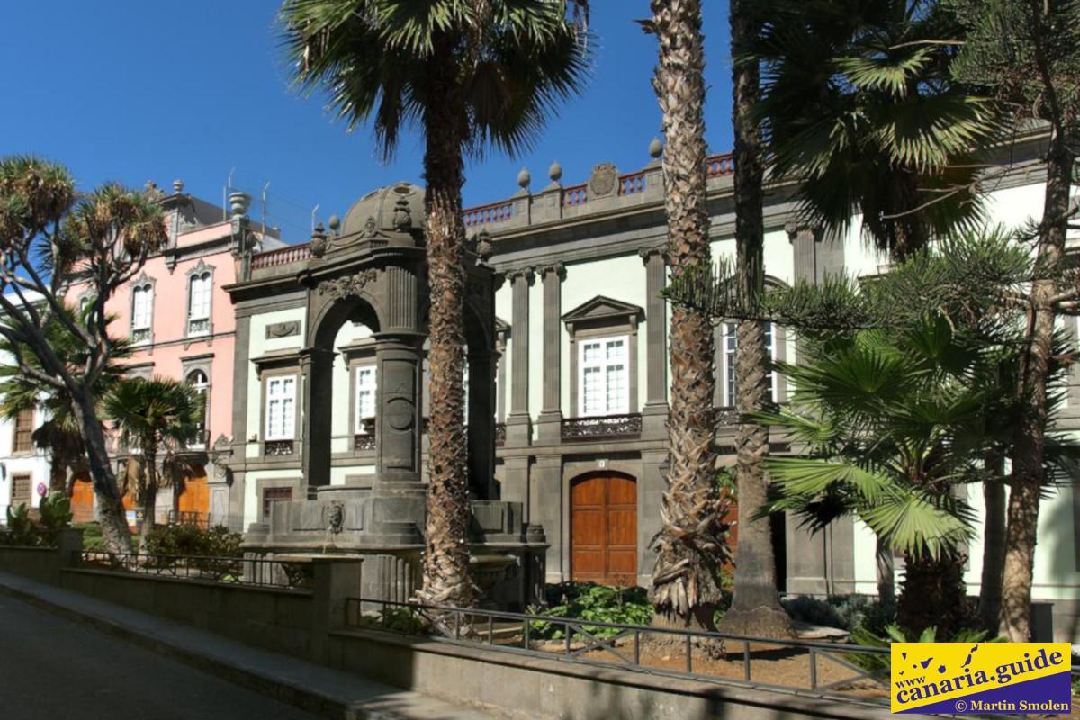 Plaza del Espiritu Santo, Las Palmas