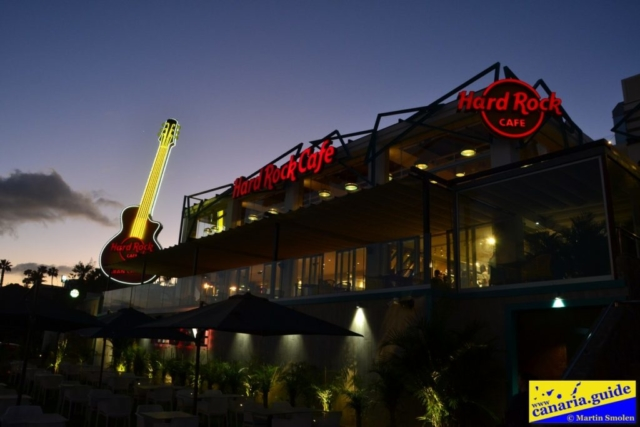 Hard Rock Cafe Gran Canaria