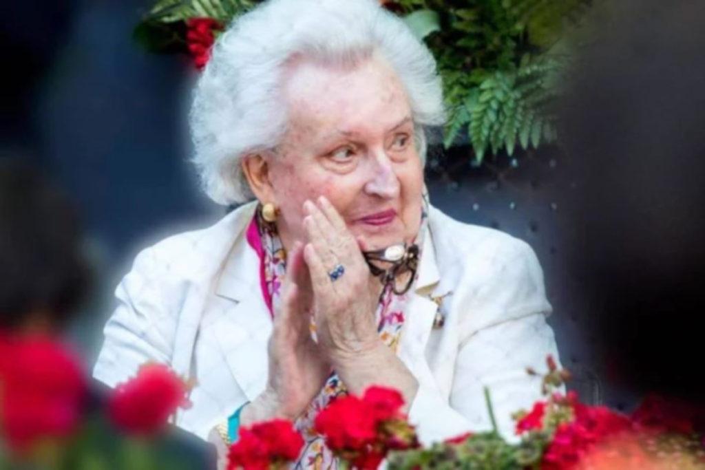 Úmrtie Maria del Pirar (8. janár 2020)