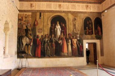 Korunovácia Kráľovnej Izabely I. Kastílskej (13. december 1474)