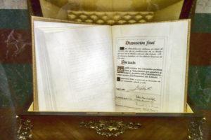Referendum o novej španielskej ústave, Deň ústavy (6. december 1978)