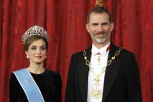 Kráľ Felipe VI. s manželkou Letíciou