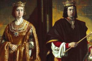 Izabela I. Kastílska a Ferdinand Aragónsky