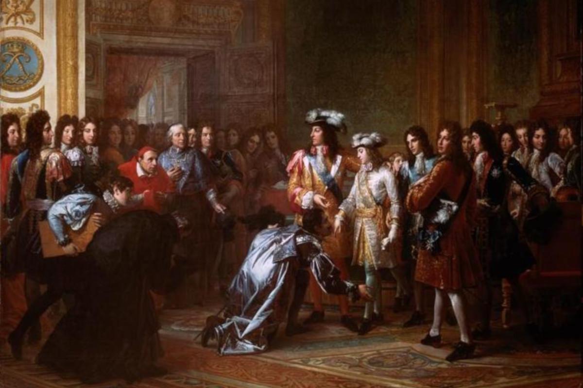 Menovanie Filipa V. za španielskeho kráľa