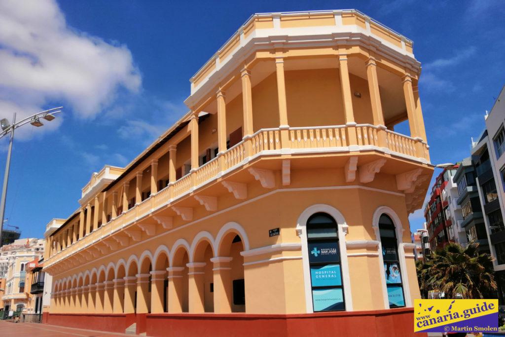 Casa Asilo Hospital San José Las Palmas