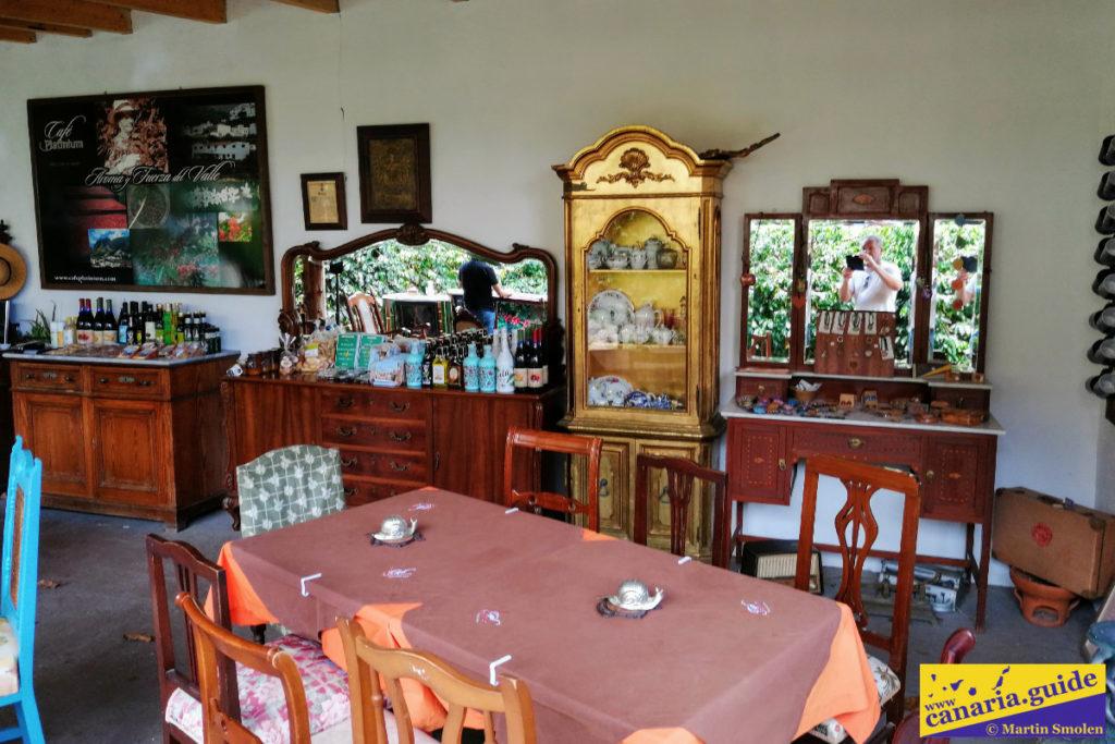 Káva, Valle de Agaete