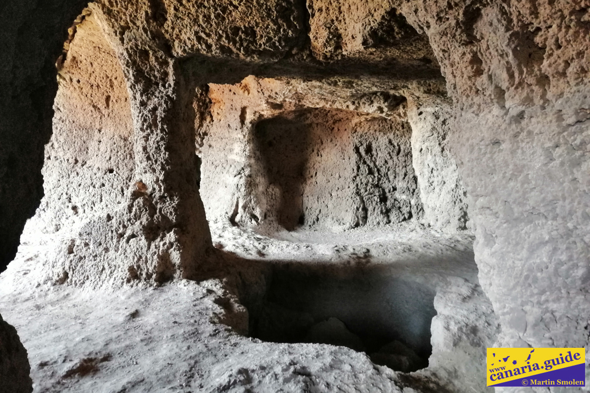 Cuevas de La Audiencia - Temisas